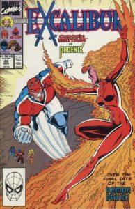 Excalibur #20 (1990)
