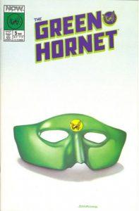The Green Hornet #5 (1990)