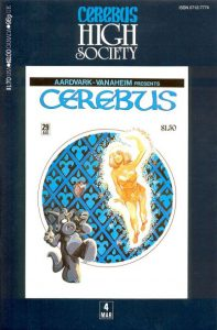 Cerebus: High Society #4 (1990)