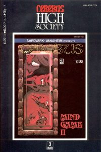 Cerebus: High Society #3 (1990)