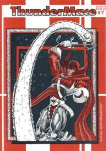 Thunder Mace #7 (1990)