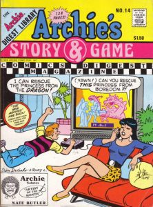 Archie's Story & Game Digest Magazine #14 (1990)