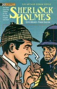 Sherlock Holmes #20 (1990)