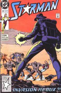 Starman #22 (1990)