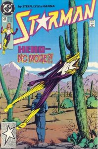 Starman #21 (1990)