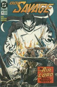 Doc Savage #19 (1990)