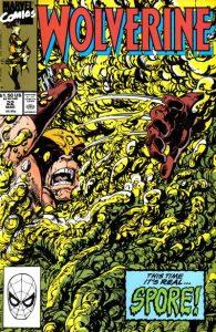 Wolverine #22 (1990)