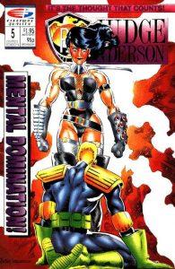 Psi-Judge Anderson #5 (1990)