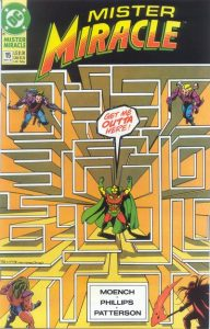 Mister Miracle #15 (1990)