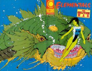 Elementals #13 (1990)