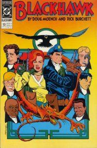 Blackhawk #13 (1990)