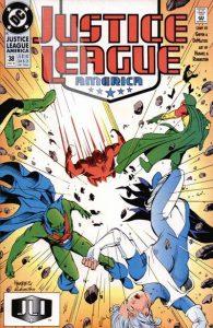 Justice League America #38 (1990)