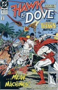Hawk and Dove #12 (1990)