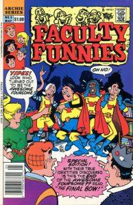 Faculty Funnies #5 (1990)