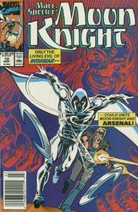 Marc Spector: Moon Knight #12 (1990)