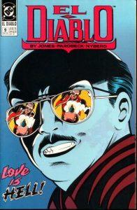 El Diablo #9 (1990)