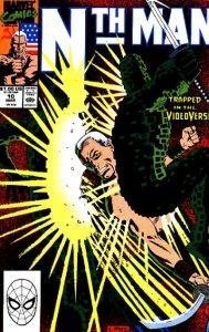 Nth Man the Ultimate Ninja #10 (1990)