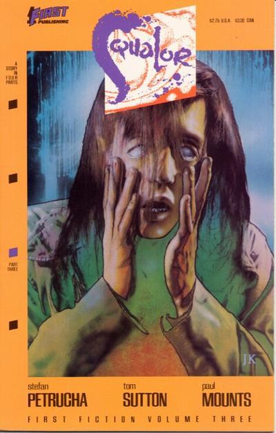 Squalor #3 (1990)