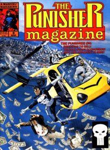 The Punisher Magazine #8 (1990)