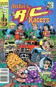 Archie's R/C Racers #5 (1990)