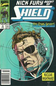 Nick Fury, Agent of S.H.I.E.L.D. #9 (1990)