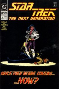 Star Trek: The Next Generation #6 (1990)