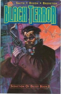 The Black Terror #2 (1990)