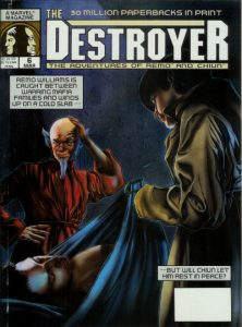 The Destroyer #6 (1990)