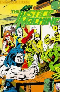 The New Justice Machine #3 (1990)