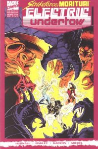 Strikeforce: Morituri Electric Undertow #5 (1990)