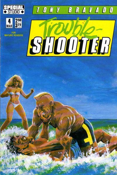 Tony Bravado, Trouble-Shooter #4 (1990)