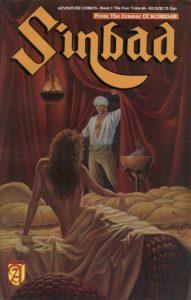 Sinbad #4 (1990)