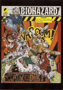 Biohazard #1 (1990)