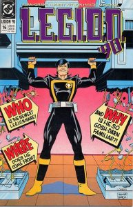 L.E.G.I.O.N. '90 #16 (1990)