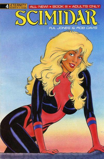 Scimidar Book III #4 (1990)