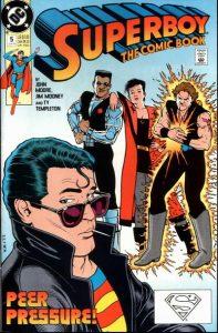 Superboy #5 (1990)