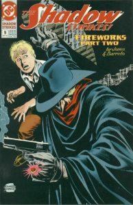 The Shadow Strikes! #9 (1990)