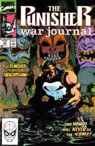 The Punisher War Journal #17 (1990)