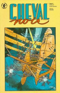 Cheval Noir #6 (1990)