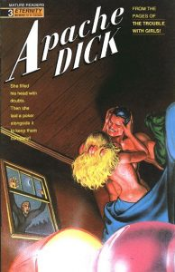 Apache Dick #3 (1990)