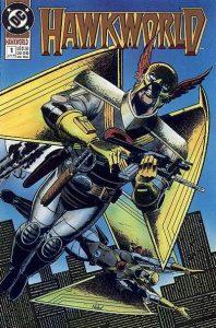 Hawkworld #1 (1990)