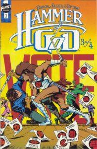 Hammer of God #3 (1990)