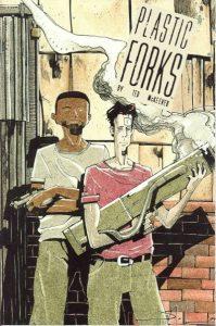 Plastic Forks #3 (1990)