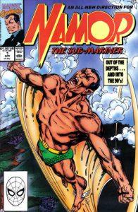 Namor, the Sub-Mariner #1 (1990)