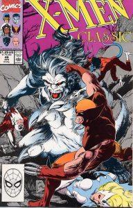 X-Men Classic #46 (1990)