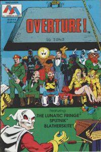 Overture #1 (1990)