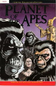 Planet of the Apes #1 Special Limited Edition (1990)