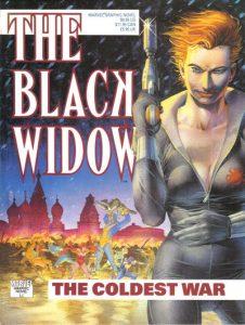 Black Widow: The Coldest War #[nn] (1990)