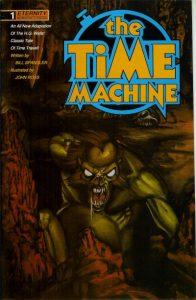 The Time Machine #1 (1990)