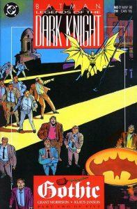 Batman: Legends of the Dark Knight #7 (1990)